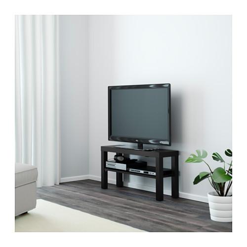 M vel para tv lack preto a sua loja de confian a - Carrello porta tv ikea ...
