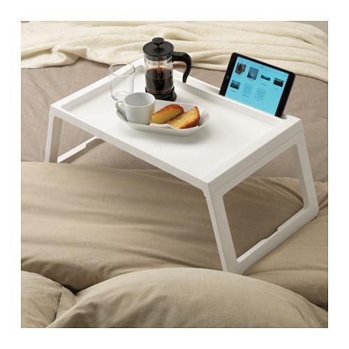 tabuleiro klipsk p cama branco a sua loja de confian a. Black Bedroom Furniture Sets. Home Design Ideas