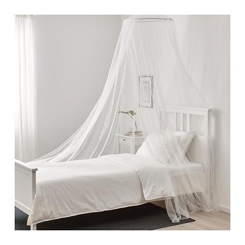 rede dossel bryne branco a sua loja de confian a. Black Bedroom Furniture Sets. Home Design Ideas