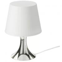Candeeiro Lampan prateado